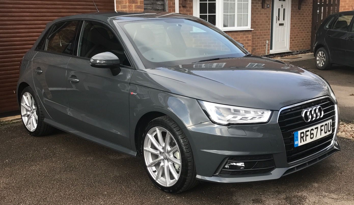 Audi A1 Sportback 1 4 Tfsi 150 Petrol S Line 5 Door Manual Cars