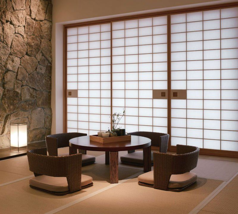 Most Lucrative Dining Room Interior Design Ideas To Beauty: 20 In Style Japanese Table Designs