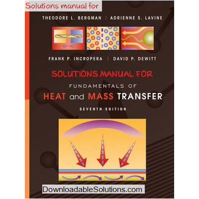 Heat Transfer Textbook Pdf