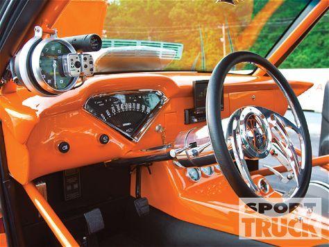 1996 Pro Street Chevrolet S10 1955 Chevy Dash