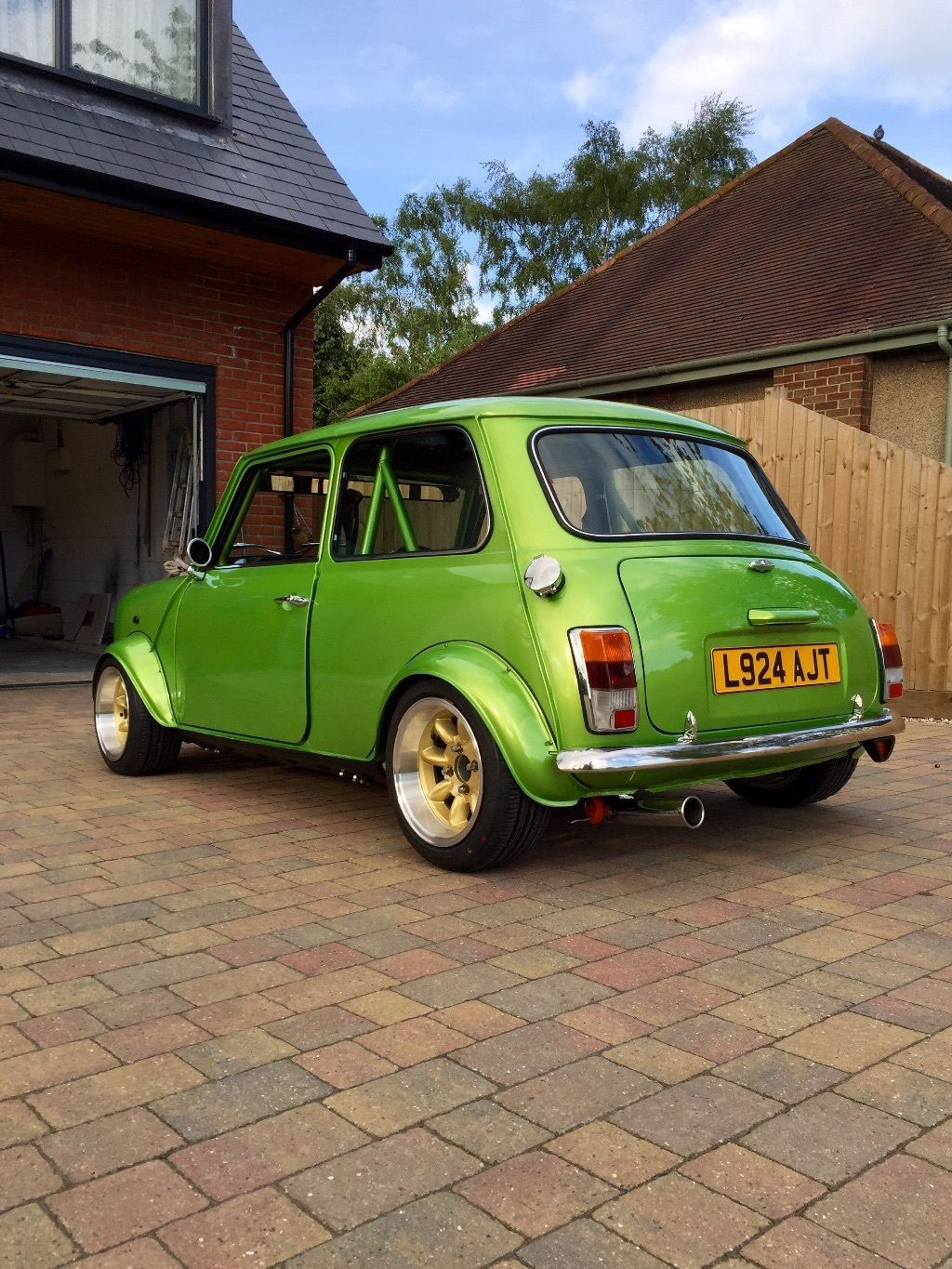 Classic Rover Mini New Paint New Everything Spent Must