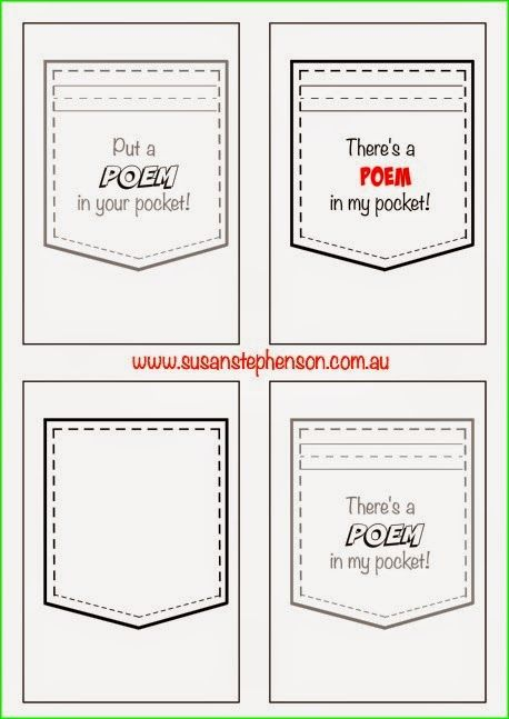 Tips And Resources For Poem In Your Pocket Day Poetry Lessons Poems Poetry Lesson Plans