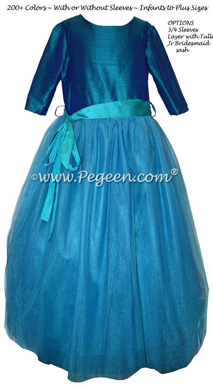 Flower Girl Dress Style 409