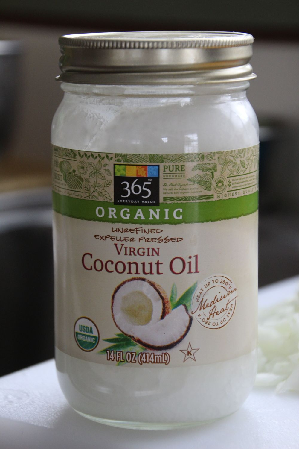 Whole Foods 365 Organic Virgin Coconut Oil Coconut Oil