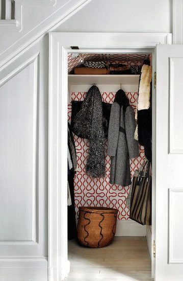 Peek Inside The Dream Closet Turned Office Of A Fashion