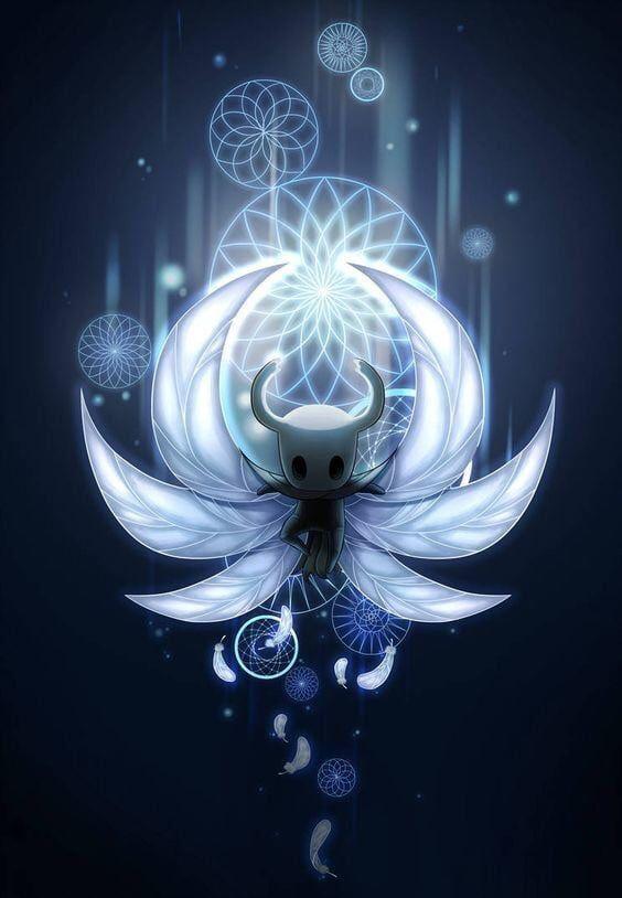 Monarch wings Hollow art, Knight, Knight art