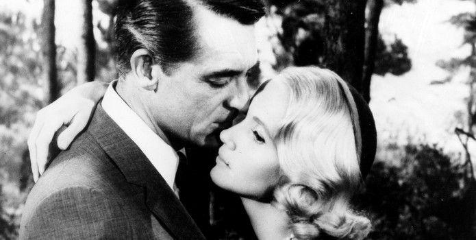 Cary Grant - Eva Marie Saint dieulois