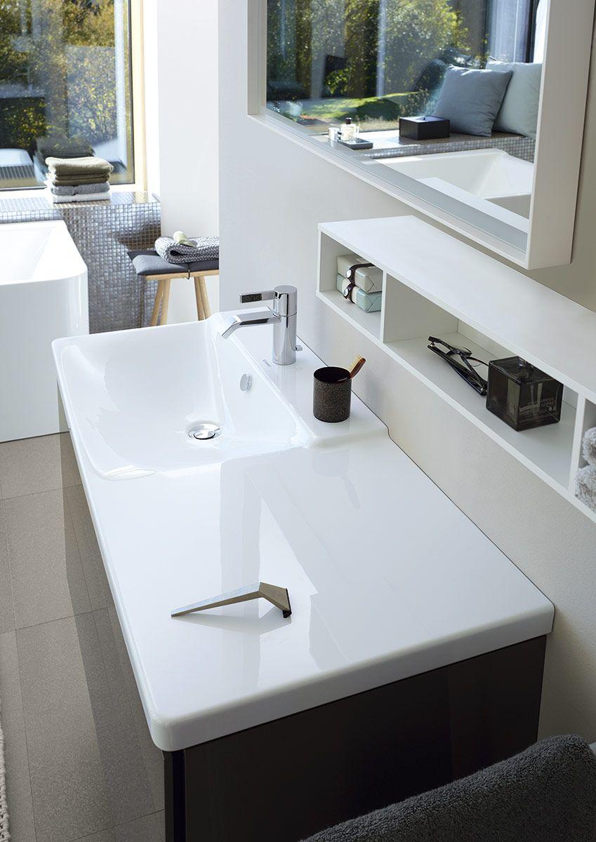 Miroir Salle De Bain Duravit ~ collection p3 comforts de duravit espace aubade salle d eau