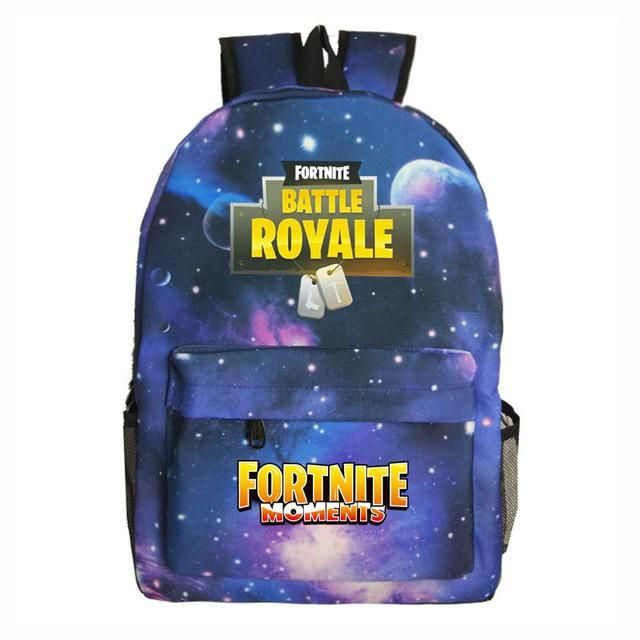New Fortnite bookbag Battle Royale Backpack boys girls 2018 ... 1085475b33fb6