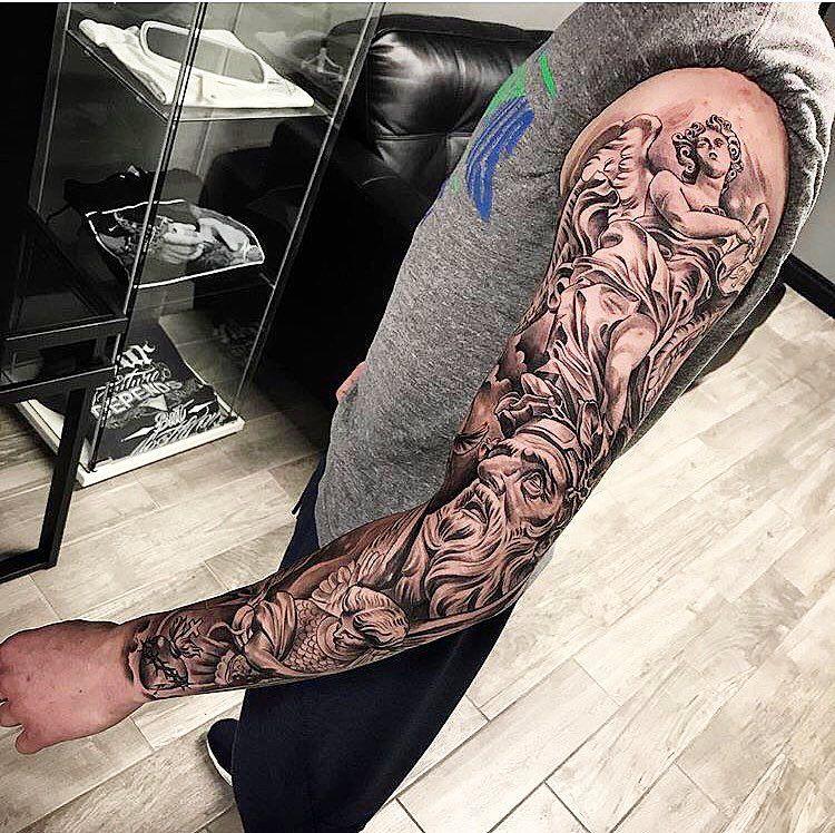 Pin By Zakiyah Jordan On Tattoos Sleeve Tattoos Full Sleeve Tattoos Best Sleeve Tattoos