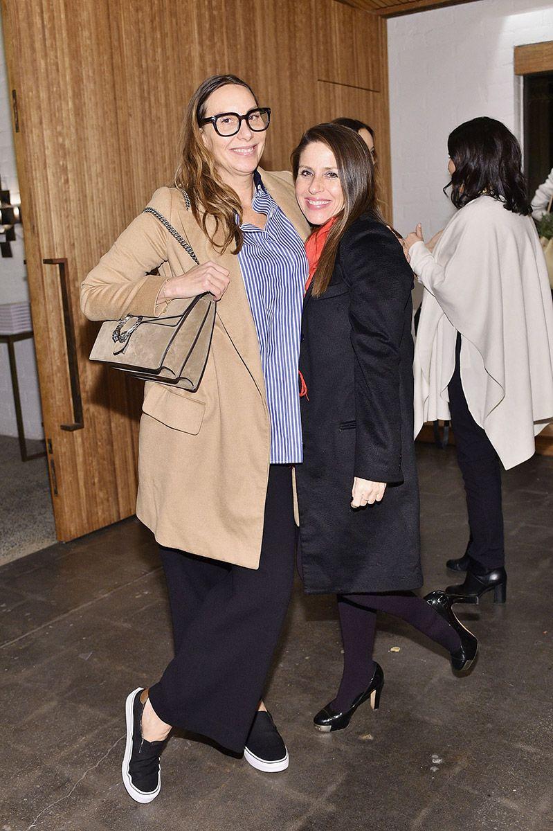 C Social Front. Jenni Kayne + Martha Stewart Living 25th Anniversary Party — Jacqui Getty & Soleil Moon Frye