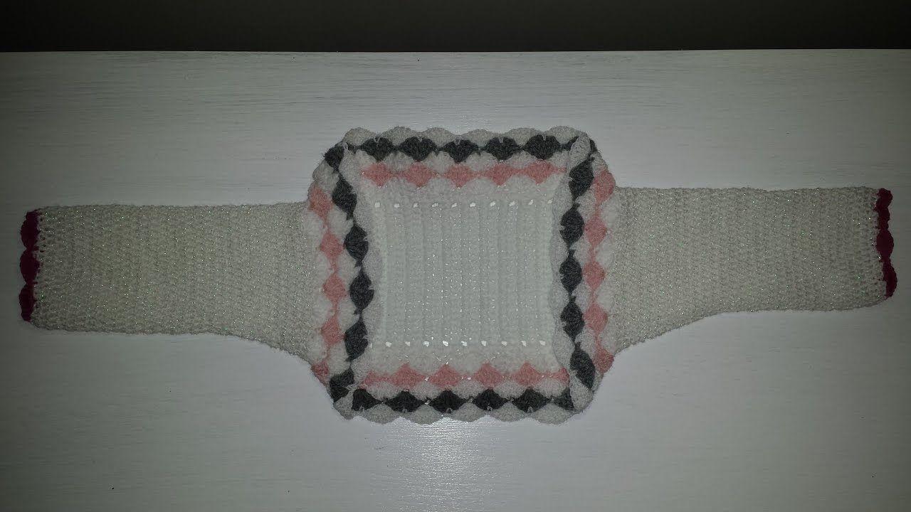 Bolerko Na Szydelku Dla Dziewczynki 1 2 Crochet Videos Crochet Tutorial Crochet Videos Tutorials