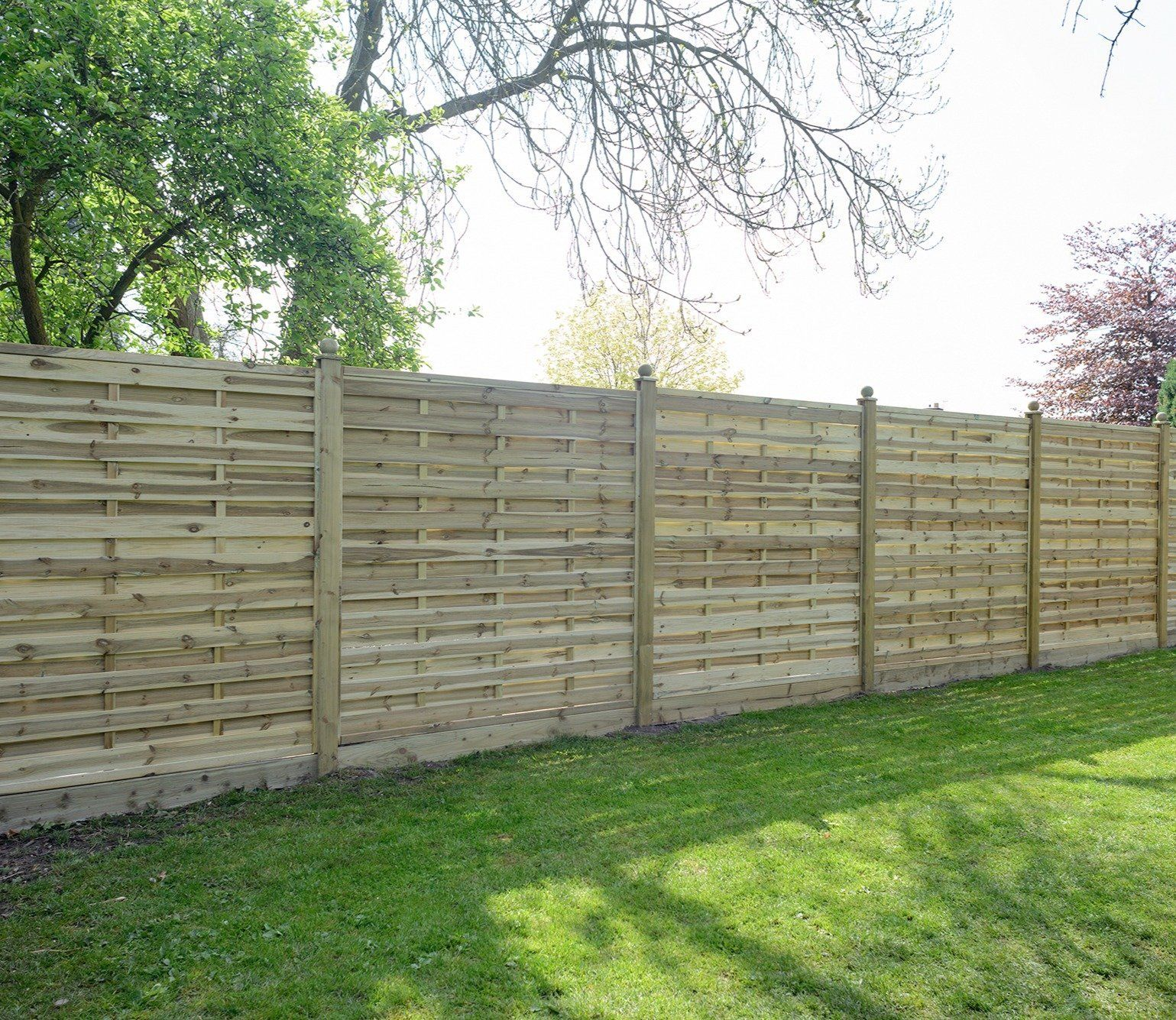 Grange Elite St Esprit 6 x 6 ft Panel | Types of fences ...