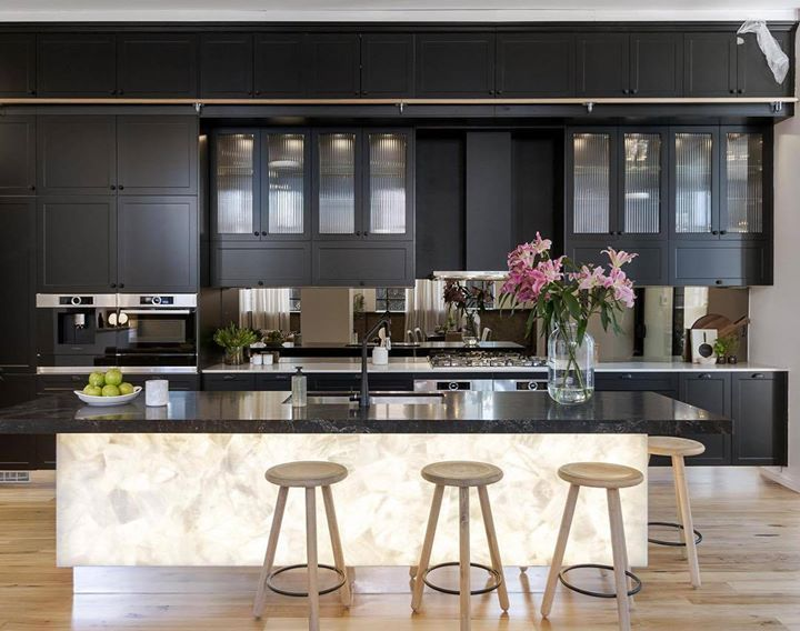 Best room ever on a The Block (according to John McGrath). Drool. We tend to agree! What did you think of @juliaandsasha's kitchen? #9theblock #kitchen #kitchenperfection #kitcheninspo #kitchendesign http://ift.tt/2f8WMJR