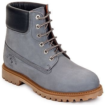 Ankle boots Lumberjack RIVER LADY Blue - Shoes Women