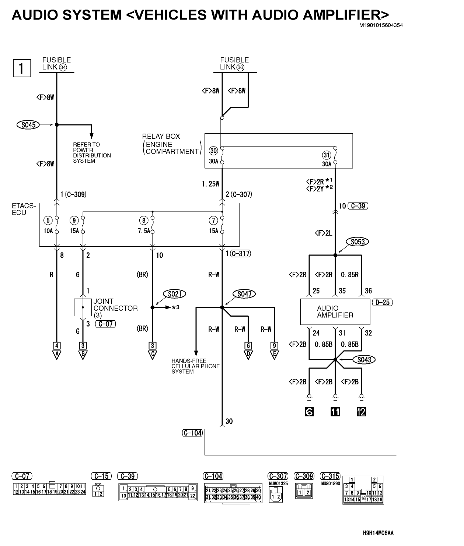 2009 Mitsubishi Galant Stereo Wiring Diagram Kur Tud Service De Mitsubishi Galant Diagram Mitsubishi Lancer