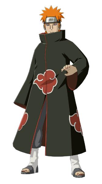 Pein Render By Xuzumaki On Deviantart Com Imagens Anime Naruto