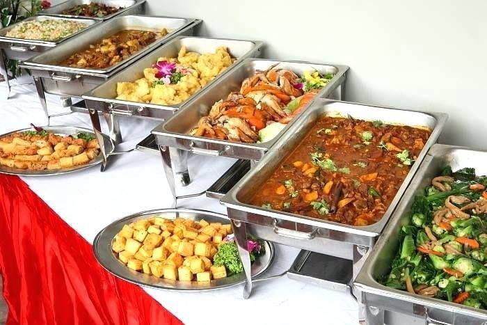 Easy Wedding Buffet Food On A Budget Photos Chinese Food Buffet Wedding Food Buffet Menu Wedding Buffet Food
