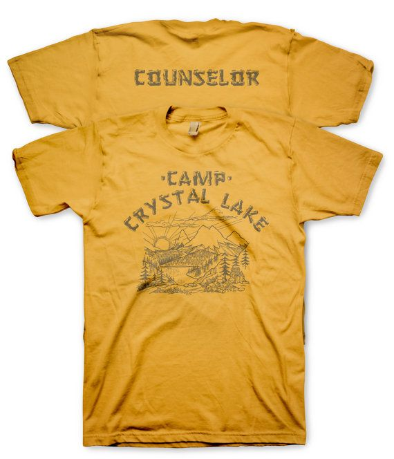 fd1241d97 Camp Crystal Lake by PopularVirus on Etsy | Oh the Horror! | Camp ...