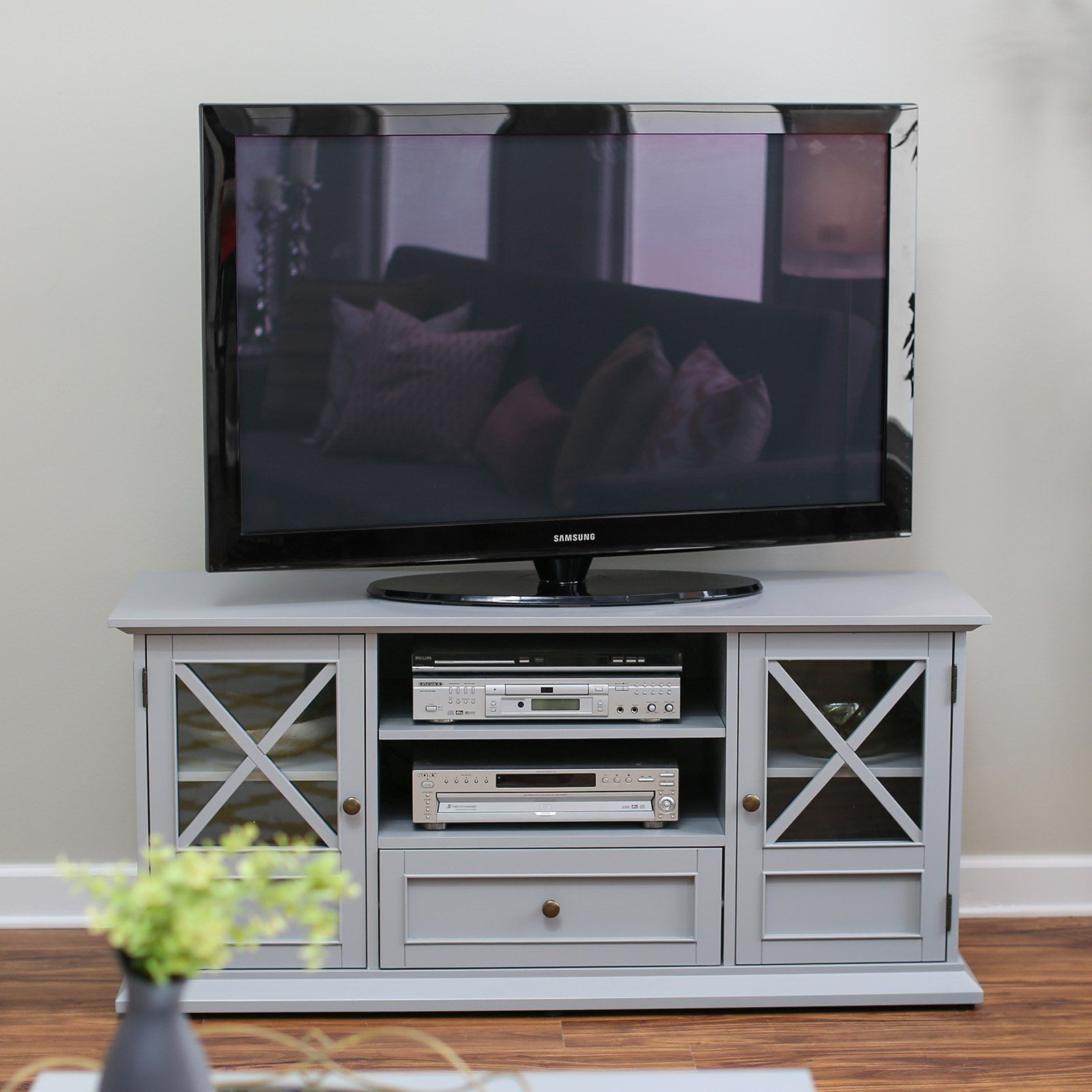 Belham Living Hampton Tv Stand Www Hayneedle Com Grey Tv Stand 55 Inch Tv Stand Flat Screen Tv Stand