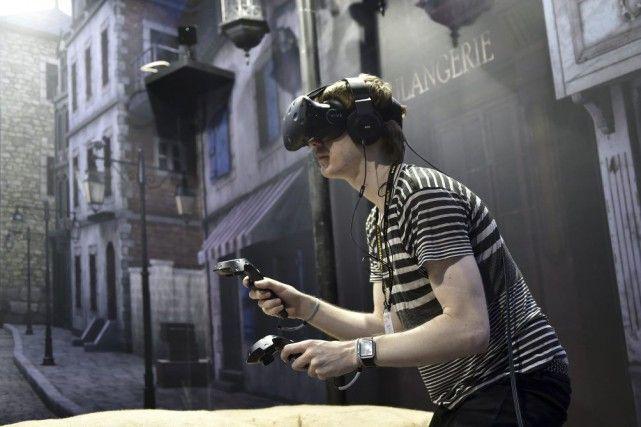 La réalité virtuelle ne s'adresse pas qu'aux admirateurs de jeux vidéos
