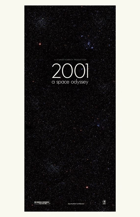 Alternative 2001 a space odyssey Poster