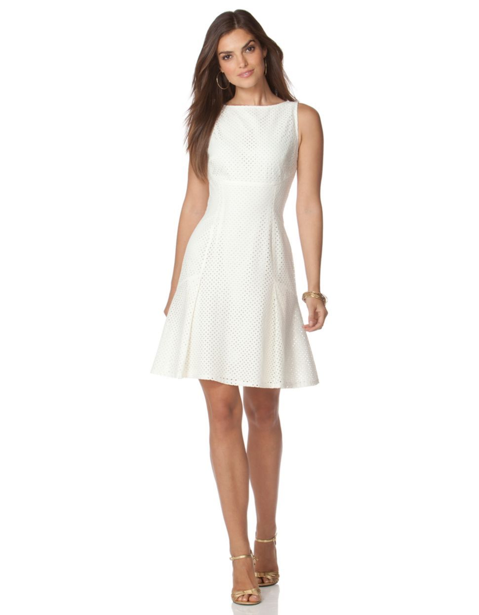 Access Denied Little White Dresses Empire Dress White Dress