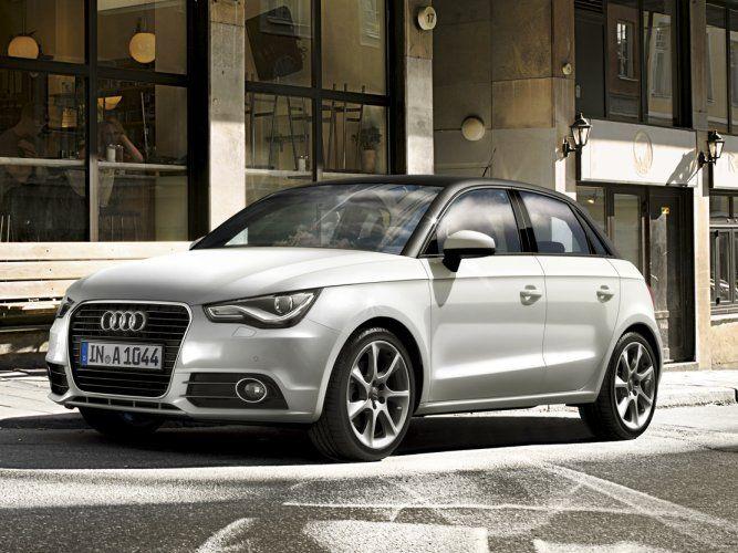 Audi A1 Sportback Audi A1 Audi