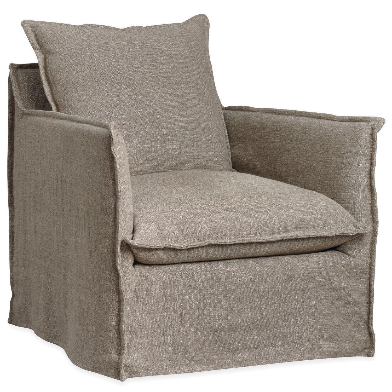 Layla Grayce Arroyo Slipcovered Chair X X