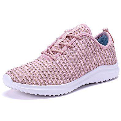 efb4dfa8f8b YILAN YLL802 Lightweight Women s Fashion Sneakers Casual Sport Shoes PINK-8