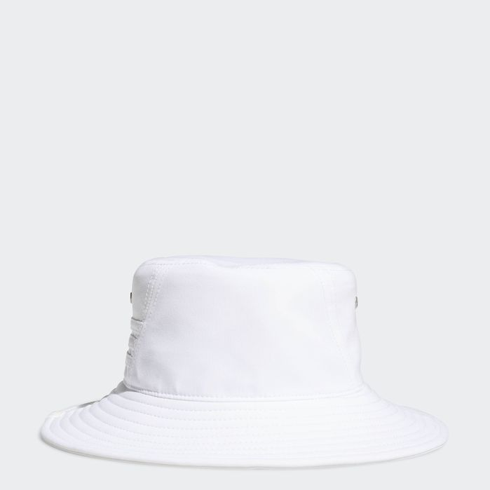 53a1f2f2253 Victory 2 Bucket Hat White Mens