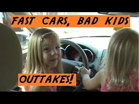 Fast Cars Bad Kids Outtakes