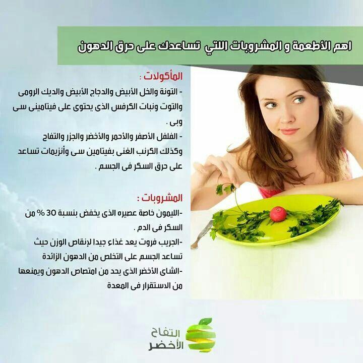 حرق الدهون Diet Healthy Self