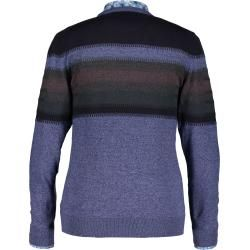 Photo of State of Art sweater, crew neck, stripes State of Art