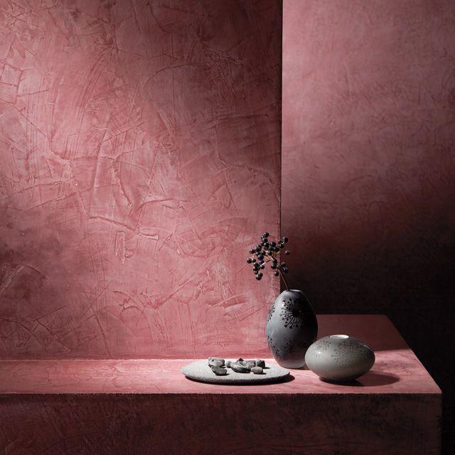 peinture tadelakt (castorama) | salle d\'eau Céline et Alex ...