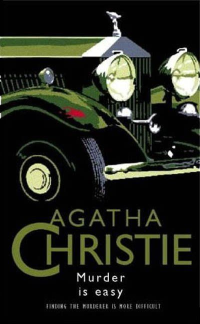 Pin On Agatha Christie Covers 2
