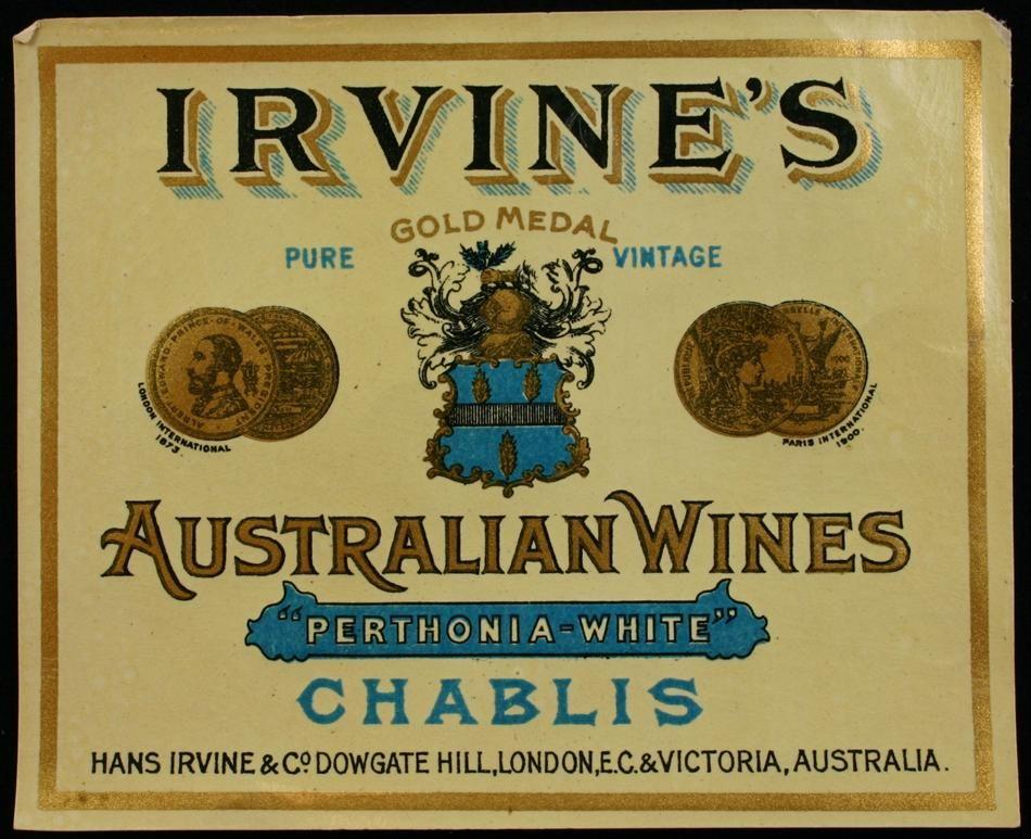 Vintage Wine Label Vintage Wine Label Wine Label Vintage History Of Wine