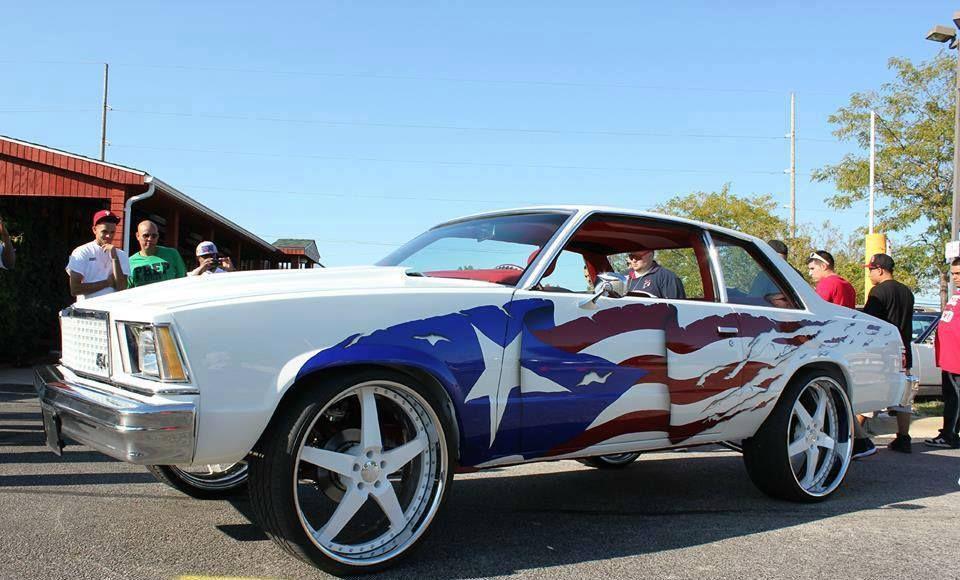 heartbeat of amerikkka Chevy malibu, Chevy caprice