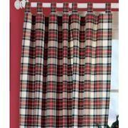 Dress Stewart Tartan Plaid Curtains