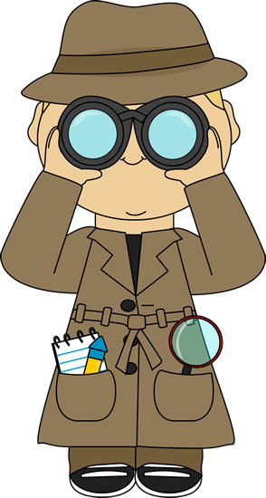 Image result for kid nature detective clipart