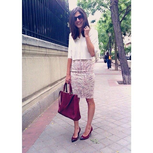 Belén Canalejo - B* a la Moda @balamoda Hey! Good morning...Instagram photo   Websta (Webstagram)