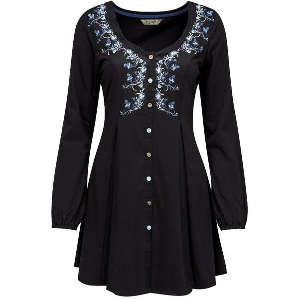 Simply Be Joe Browns Delicate Detail Blouse 68 Liked On