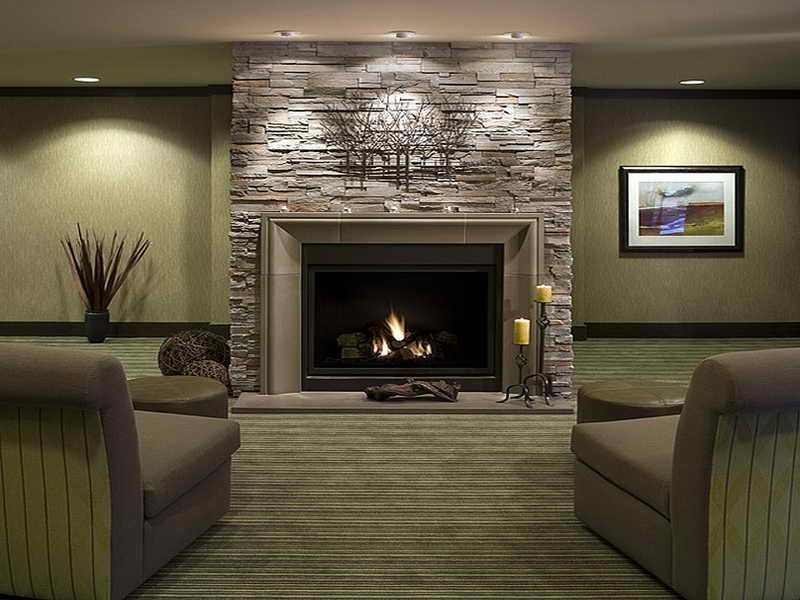 Modern Stone Fireplaces The Amusing Images Above Is Segment Of