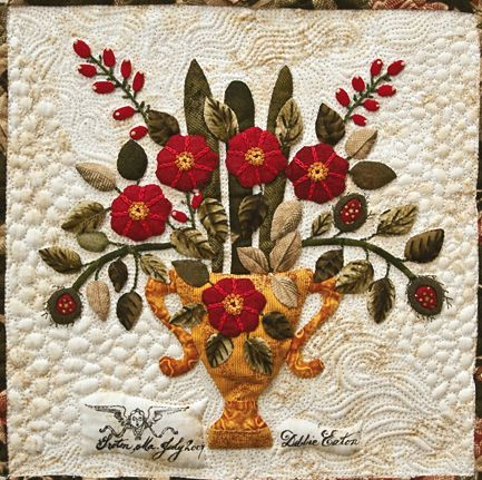 Elly Sienkiewiczs Beloved Baltimore Album Quilts By Elly