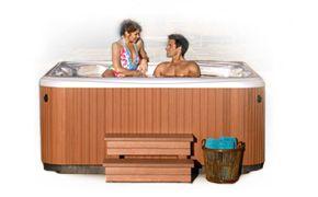 VANGUARD -  6 person hot tub - Hot Spring South Coast