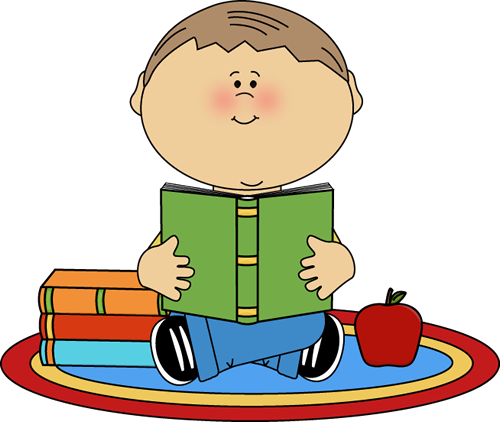 boy reading clip art boy reading school book clip art image boy rh pinterest com au