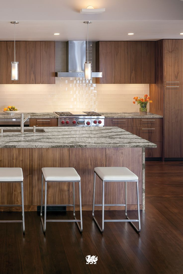 Stylish Laconic And Functional New York Loft Style: A Loft-style Kitchen With An Open Concept Allows Generous