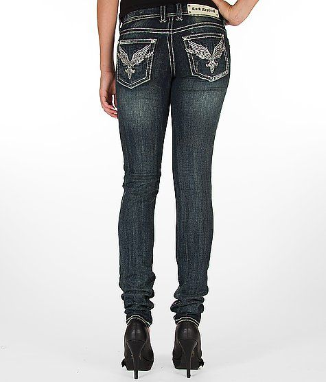 Nice DENIM - Denim trousers Lucille Reliable For Sale With Paypal Cheap Price Best Buy yAMLwd4oy