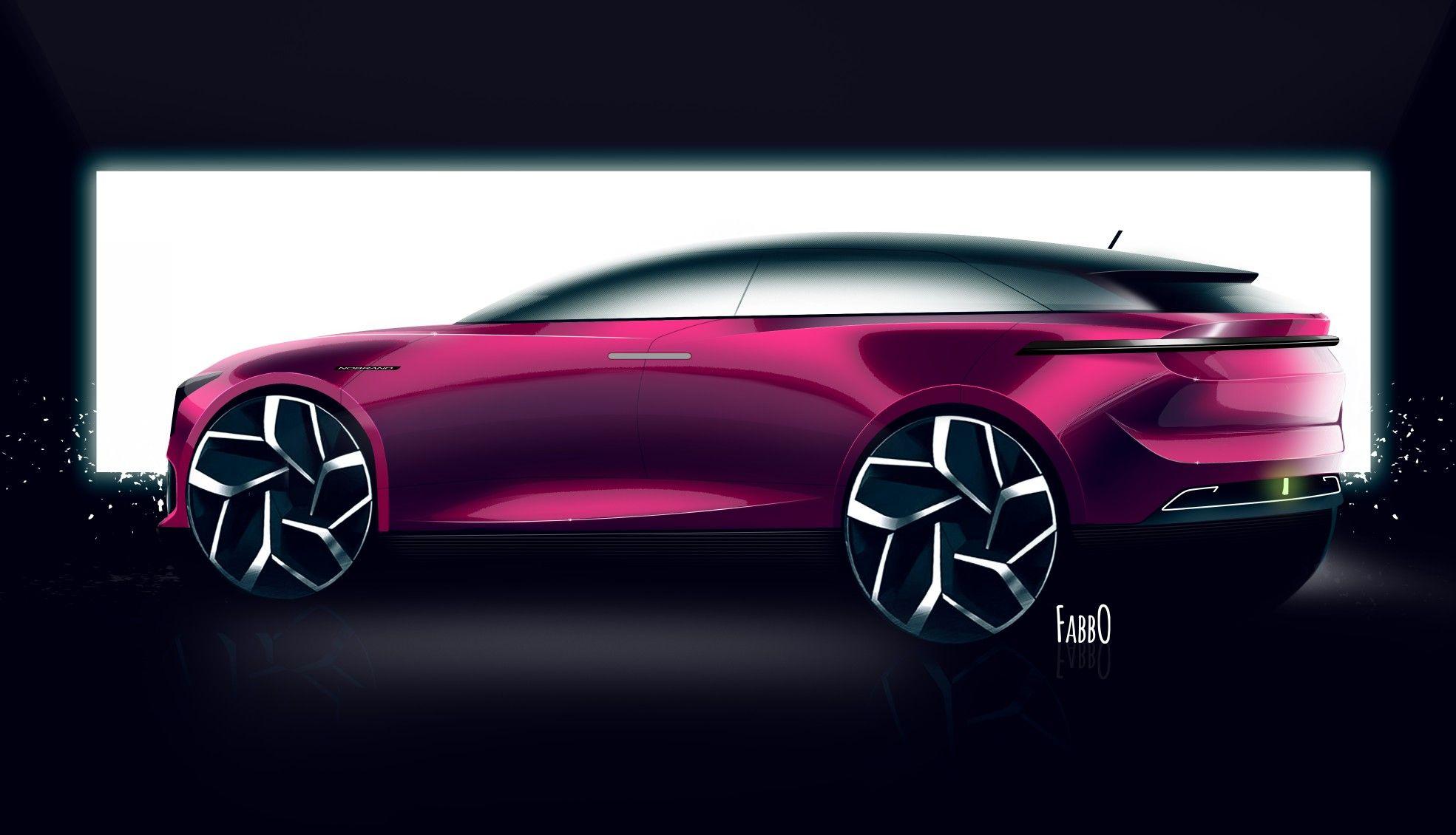 #automotive #sketch #exteriordesign #cardesigner #portfolio #cardesignworld #cardesigncommunity #carporn #illustration #photoshop #nobrand #suv #concept #car