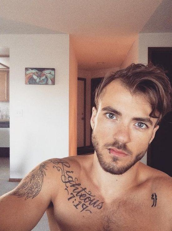 First Transgender Man